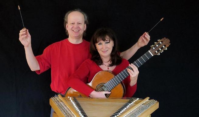 Rudi Zapf & Ingrid Westermeier - Von Europa nach Südamerika