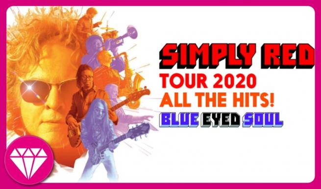 SIMPLY RED: Blue Eyed Soul - Premium.Pakete und Upgrades