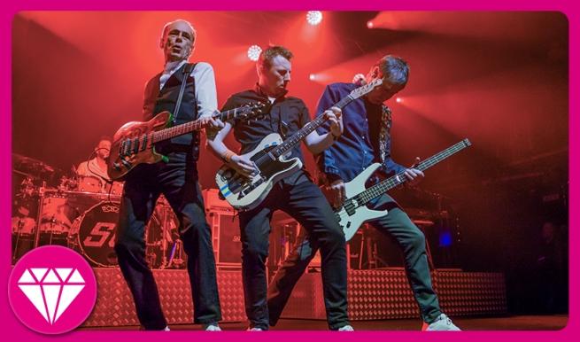 Status Quo & Manfred Mann's Earth Band - Premium Pakete und Upgrades