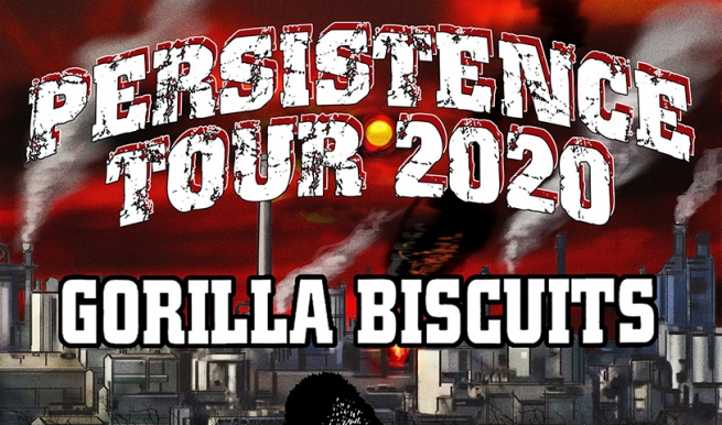 GORLIIA BISCUITS, AGNOSTIC FRONT, STREET DOGS, H2O, WISDOM IN CHAINS, BILLY BIO, CUTTRHOAT LA, THIS MEANS WAR © München Ticket GmbH. – Alle Rechte vorbehalten