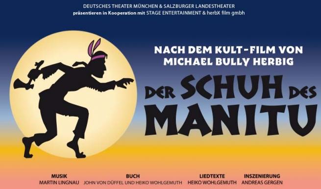 DER SCHUH DES MANITU - Preview
