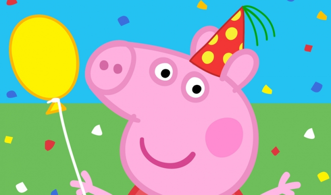 Peppa Pig LIVE! © Theater auf Tour