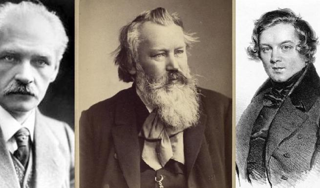 NYMPHENBURGER KLAVIERABENDE: Schumann, Brahms, Jenner