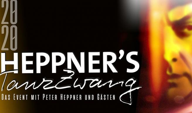 HEPPNER'S TANZZWANG im Anschluss BLACKSTAGE mit DJ SCONAN