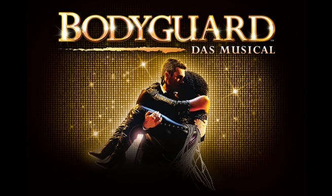 Bodyguard - Das Musical © THE BODYGUARD (UK) LTD. Designed by DEWYNTERS