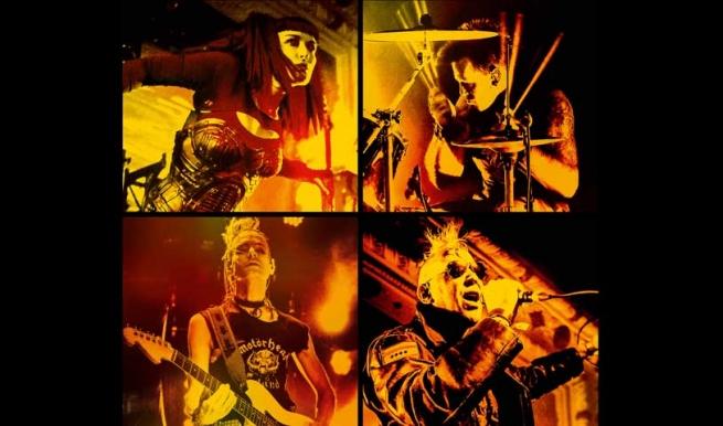 KMFDM + L.A. STREETHAWK