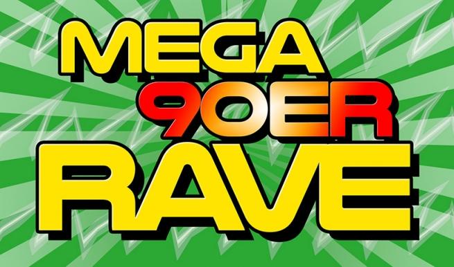 Mega 90er Rave - Marusha + Aquagen