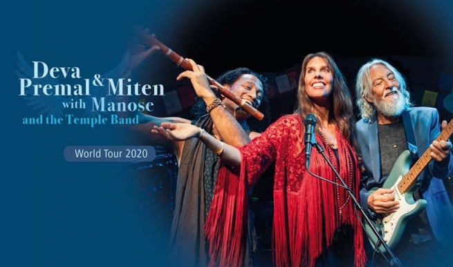 Deva Premal & Miten with Manose and the Temple Band