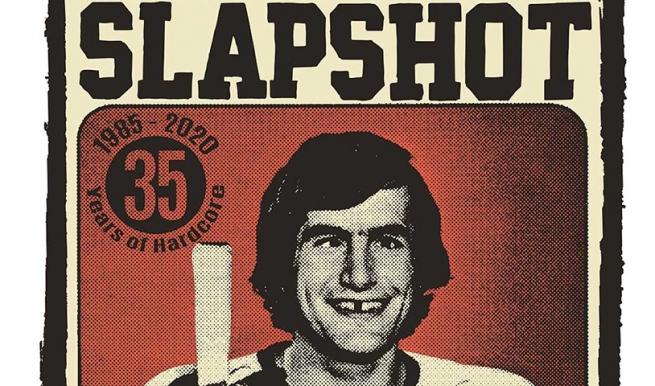 SLAPSHOT - 35th anniversary show