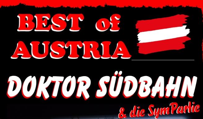 Doktor SüdBahn & die SymPartie: AUSTROPOP Best of