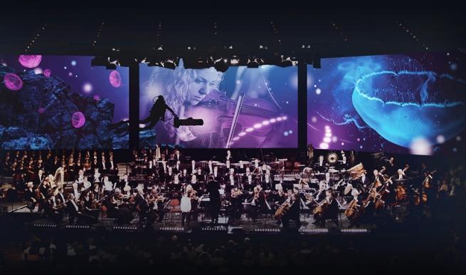 Cinema in Concert - Großes Filmmusikkonzert mit dem Filmorchester Babelsberg