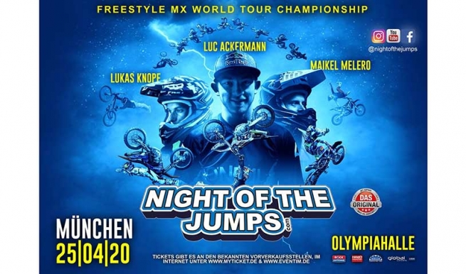 NIGHT of the JUMPs - DAS ORIGINAL © NIGHT of the JUMPs