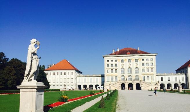 Festkonzert in Schloss Nymphenburg