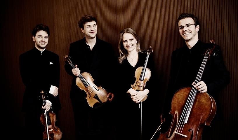 Julia Fischer Quartett, Alexander Sitovetsky, Nils Mönkemeyer, Benjamin Nyffenegger