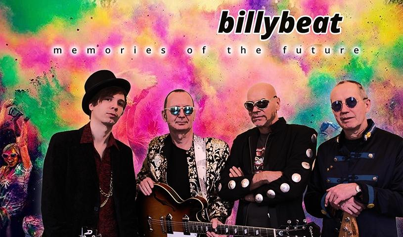 ''Love & Peace & Revolution'' mit BILLY BEAT