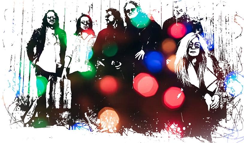 ''Hippiefasching'' mit CLAUDIA CANE & BAND