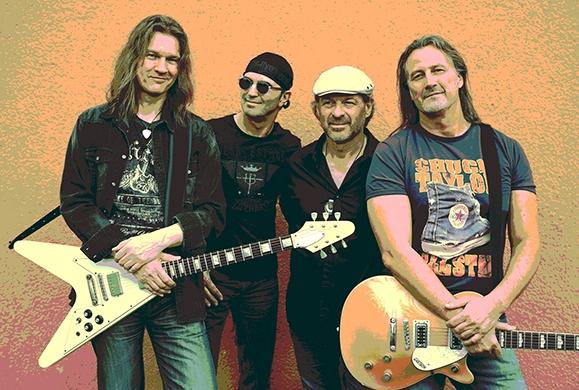 ''Voodoo, Rock & Happiness-Party'' mit WASTELAND