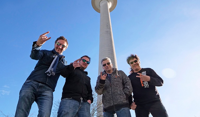 ''The Real Rock-Party'' mit FLO'S OVERDRIVE
