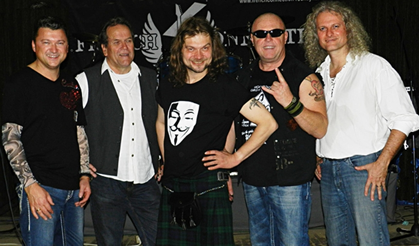 ''Power-Rock-Party'' mit FRENCH CONNECTION