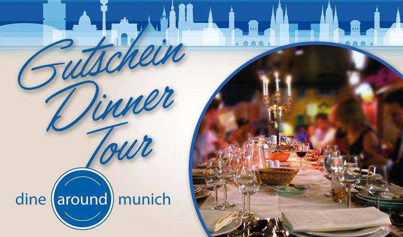 Dinner Tour München - Kulinarische Stadtführung München