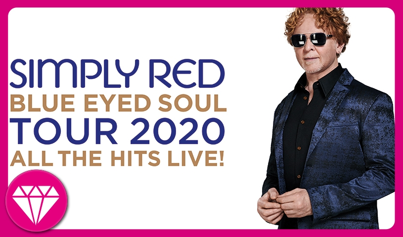 SIMPLY RED: Blue Eyed Soul - Premium.Pakete und Upgrades