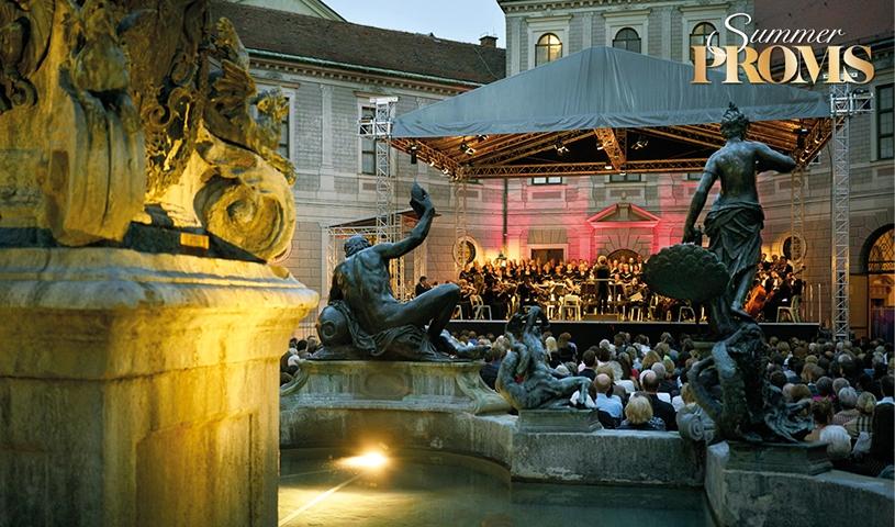 Italienische Sommernacht – Summer Proms 2020