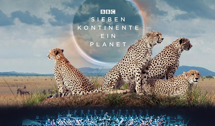Sieben Kontinente, Ein Planet
