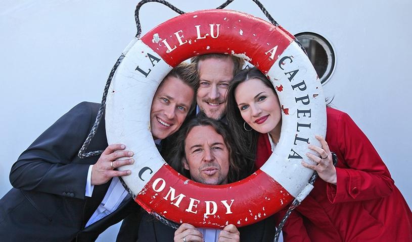 LaLeLu - a-cappella-comedy