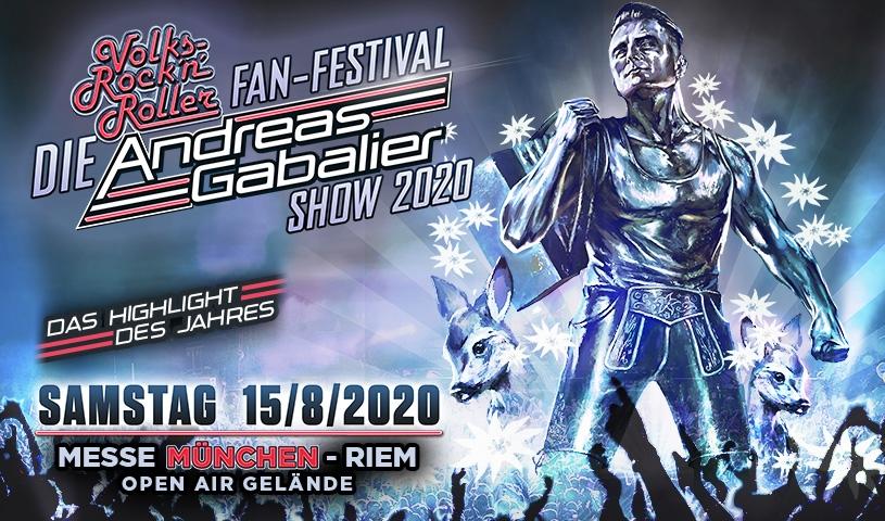 Die Andreas Gabalier Show 2021