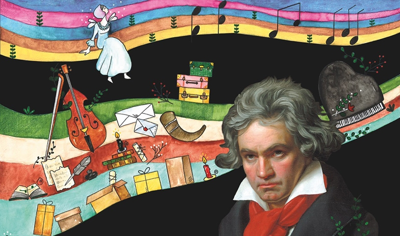 Beethoven packt aus