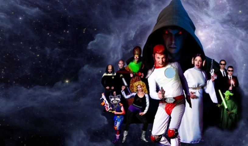 Das VPT: Helden der Galaxis
