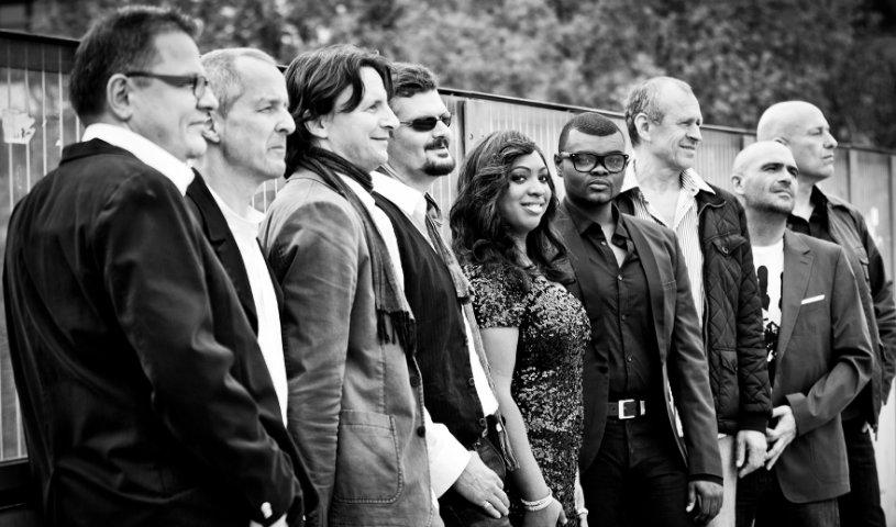 SOUL KITCHEN-Band