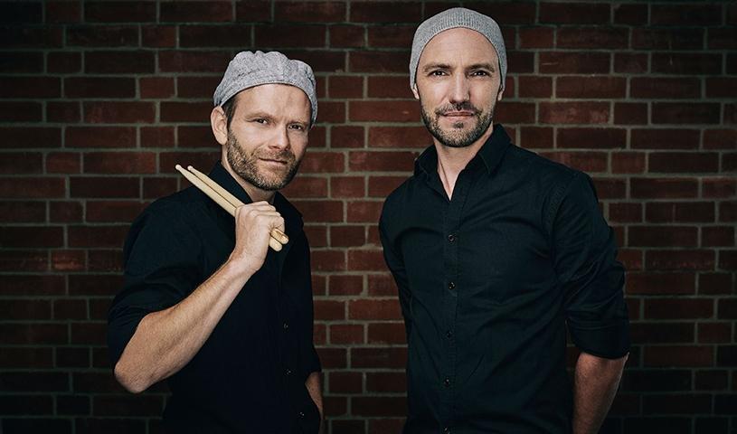 Double Drums - Beat Rhapsody