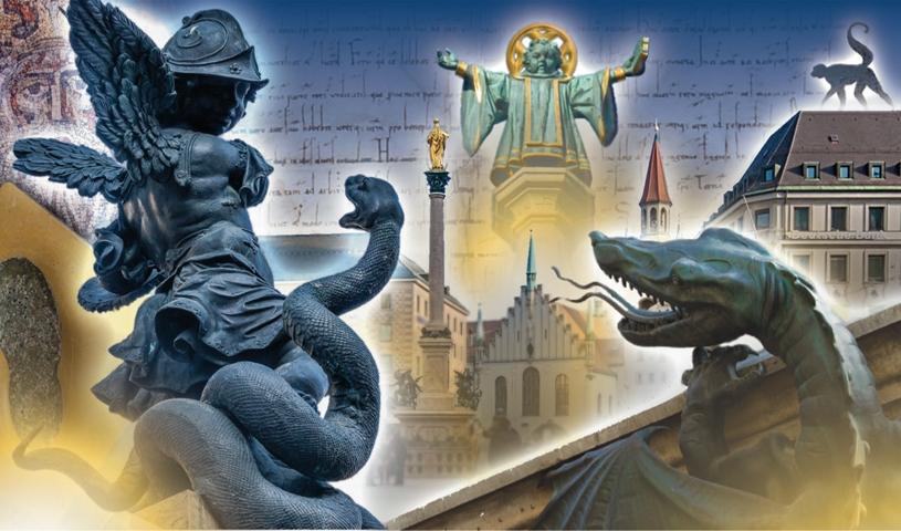 Stadtführung Mystisches München - Sagen und Legenden der Altstadt