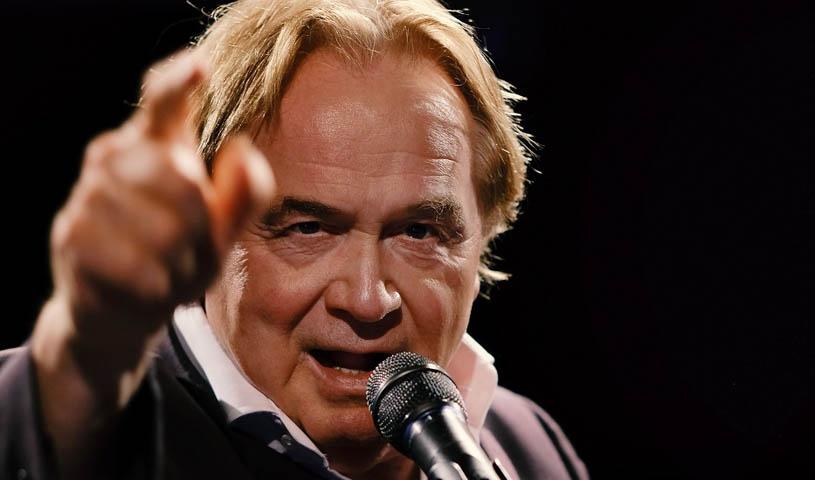 """""""Klaus Hoffmann singt Brel"""" - München-Premiere"""