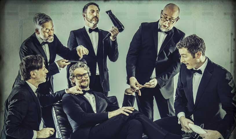 Six Pack Vokal Total - Deutschlands größtes A-Cappella-Festival