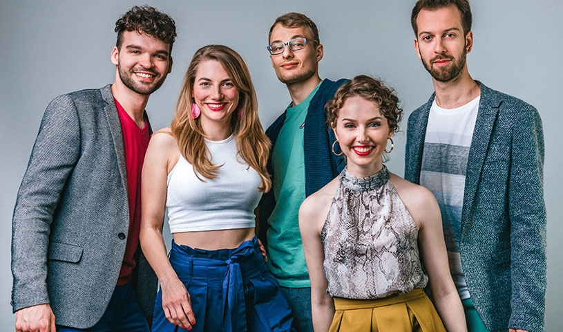 Quintense Vokal Total - Deutschlands größtes A-Cappella-Festival