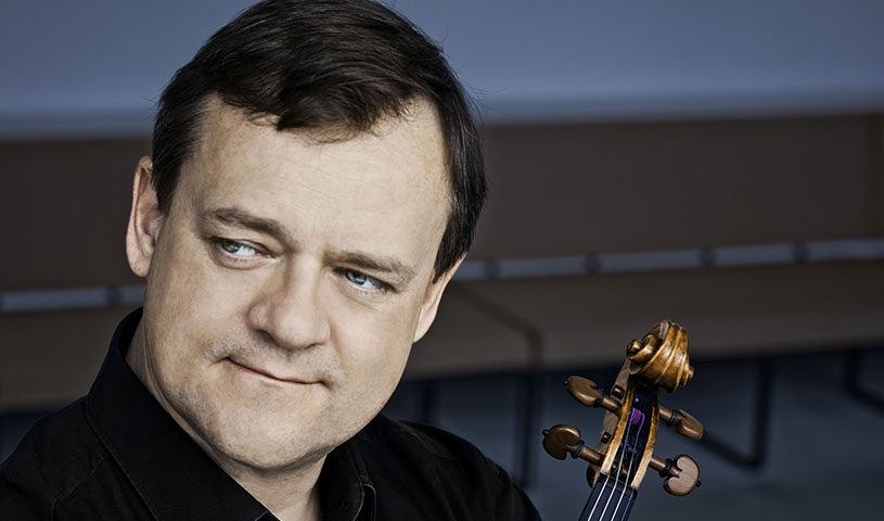 Frank Peter Zimmermann, Violine