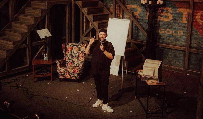 """Max """"Rockstah"""" Nachtsheim - Das noch größere Comedy Comeback 2020"""