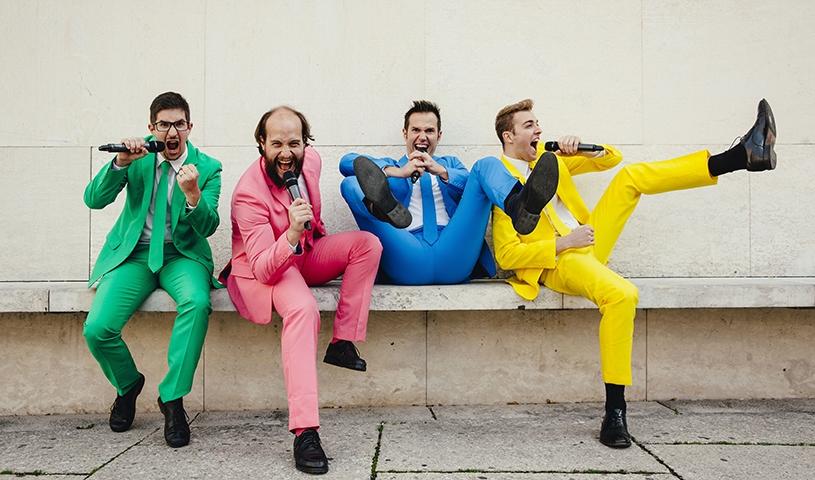Das wird super Vokal Total - Deutschlands größtes A-Cappella-Festival