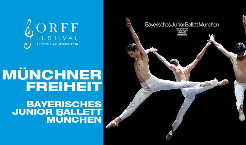 Tanzabend mit Bayerische Junior Ballett München