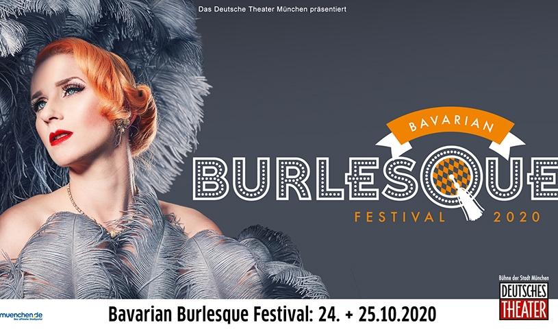 BAVARIAN BURLESQUE FESTIVAL 2020 - GALA SHOW