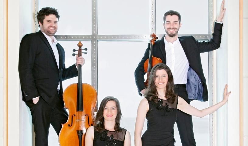 Aris Quartett & Matthias Kirschnereit (Klavier)