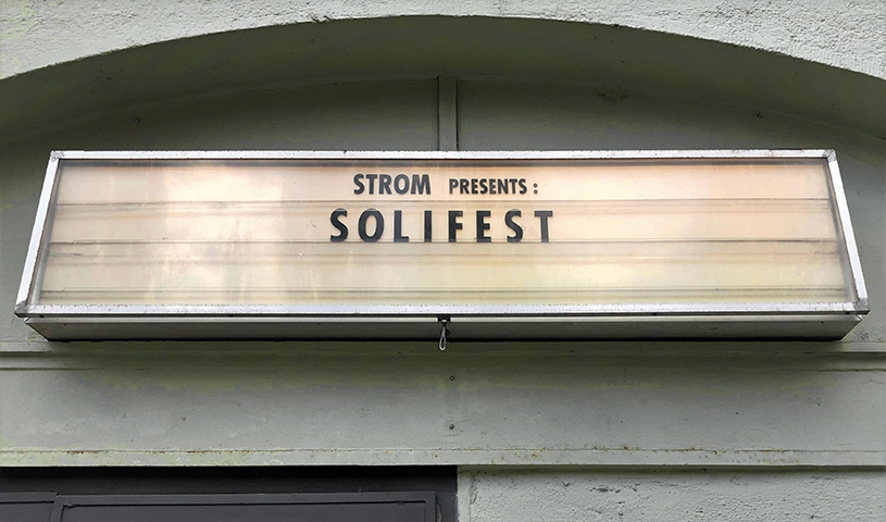Strom Soli-Fest
