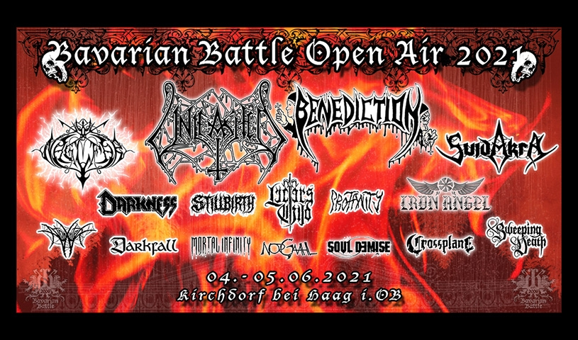 IX. BAVARIAN BATTLE OPEN AIR