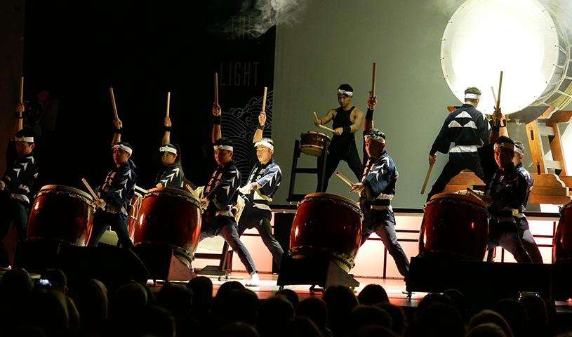 "KOKOBU - ""The Drums Of Japan"""