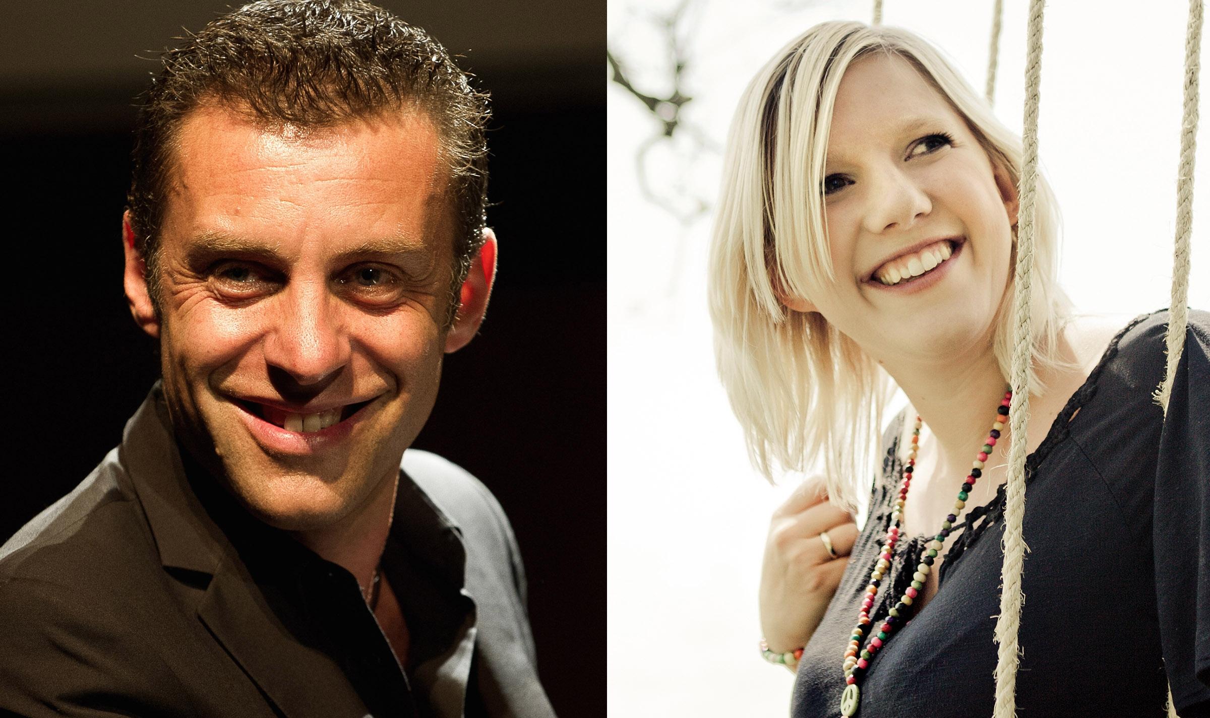 Martin Schmitt und Claudia Koreck - Mit Band