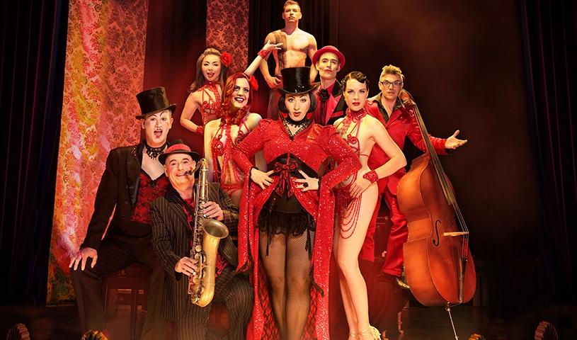 Let's Burlesque - Die sinnlich-sündige Show-Sensation aus Berlin