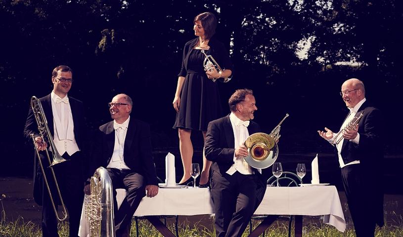 Harmonic Brass - Delicatessen