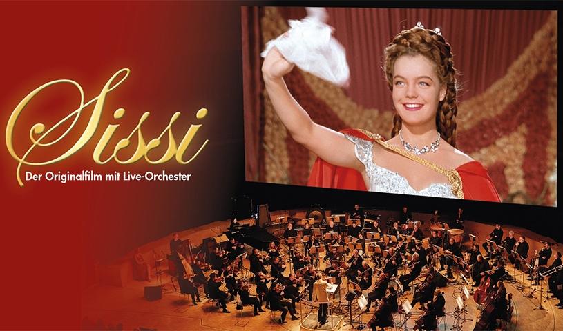 Sissi – Der Originalfilm mit Live-Orchester